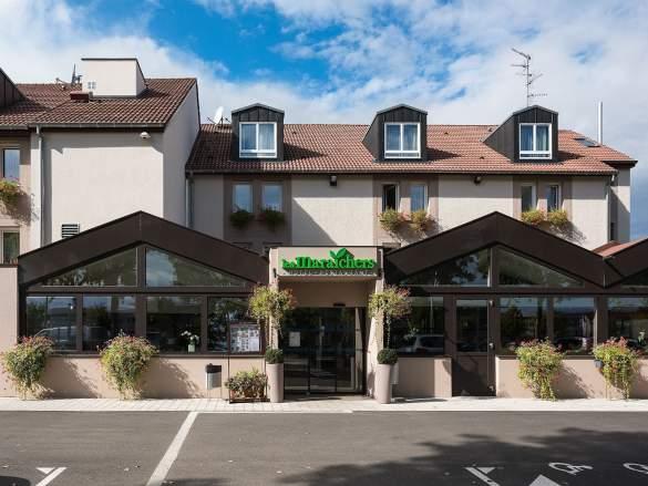 Les Maraîchers · 3-star hotel Colmar· Inexpensive