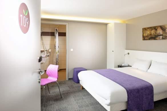 Les MaraîchersRoom's· 3-star hotel Colmar· Inexpensive