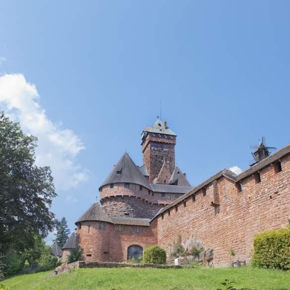 Castello di Haut-Koenigsbourg